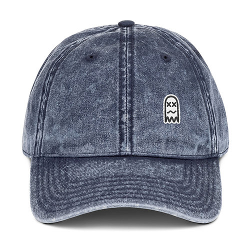 Ghost Vintage Dad Hat