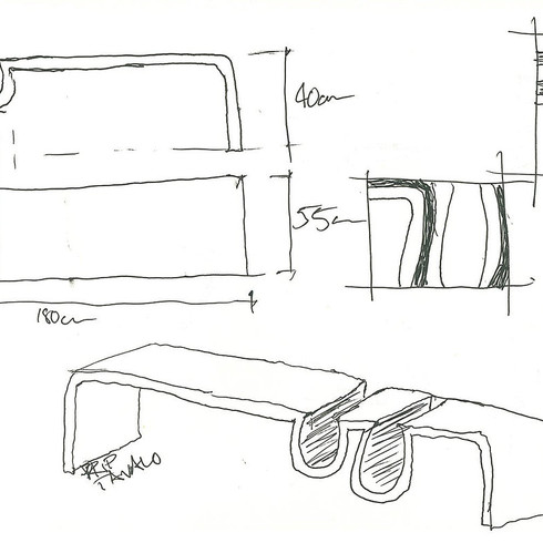 Misc. Sketch - drip table redesign
