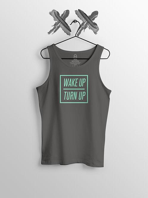 Wake Up Turn Up Tank Top