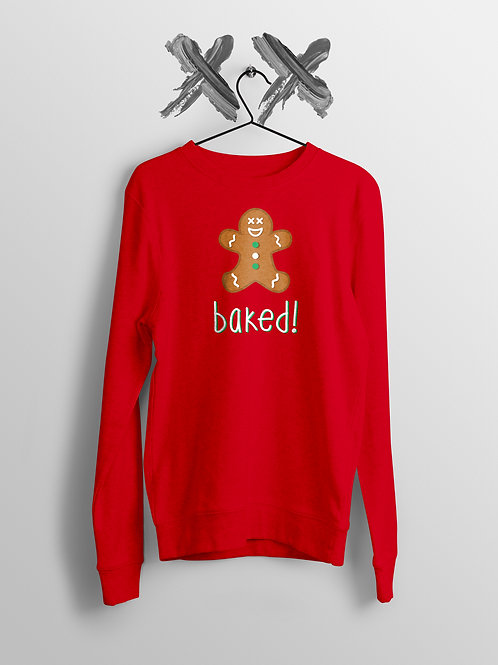 Baked! Sweater