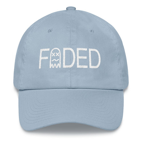 Faded Stamp Dad Hat