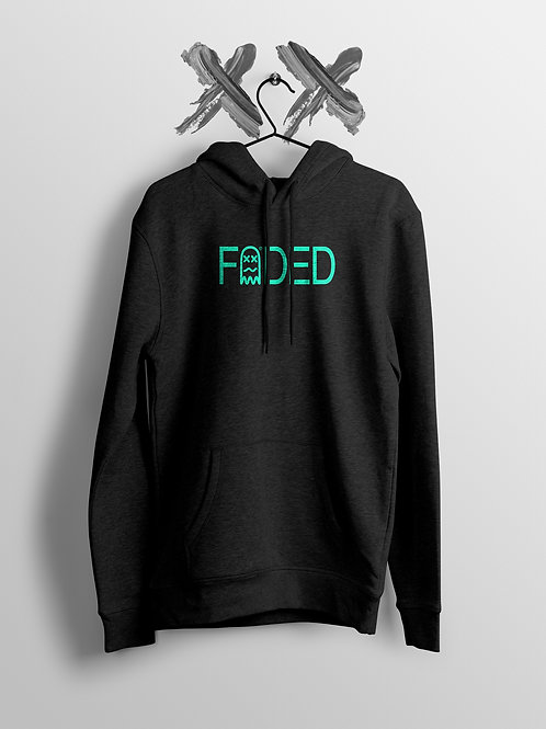 Faded Stamp Hoodie