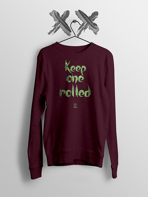 Keep One Rolled Sweater