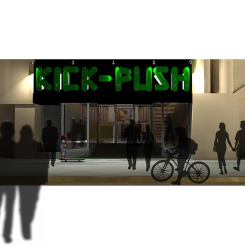 Kick-Push Skatepark & Art Gallery