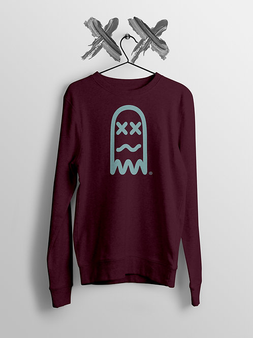 Faded Ghost Sweater