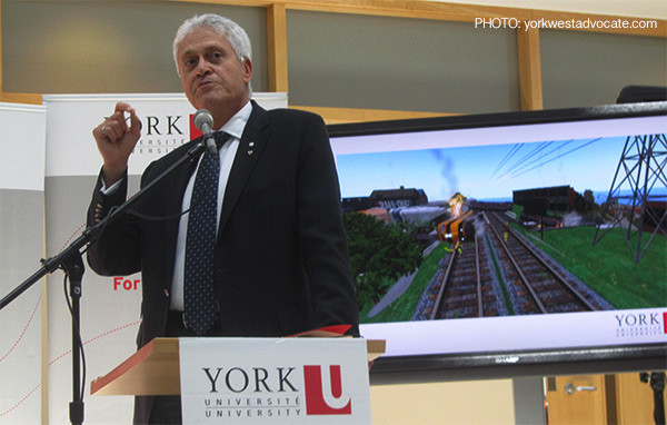 Mamdouh Shoukri, President of York University