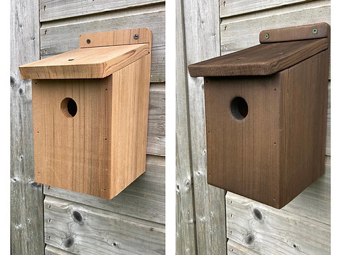 Cedar Tit Family Box