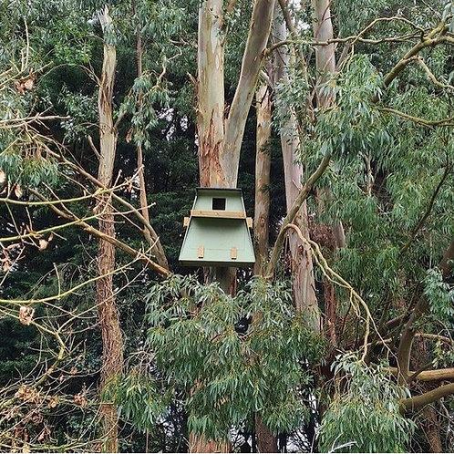 Exterior Barn Owl Box