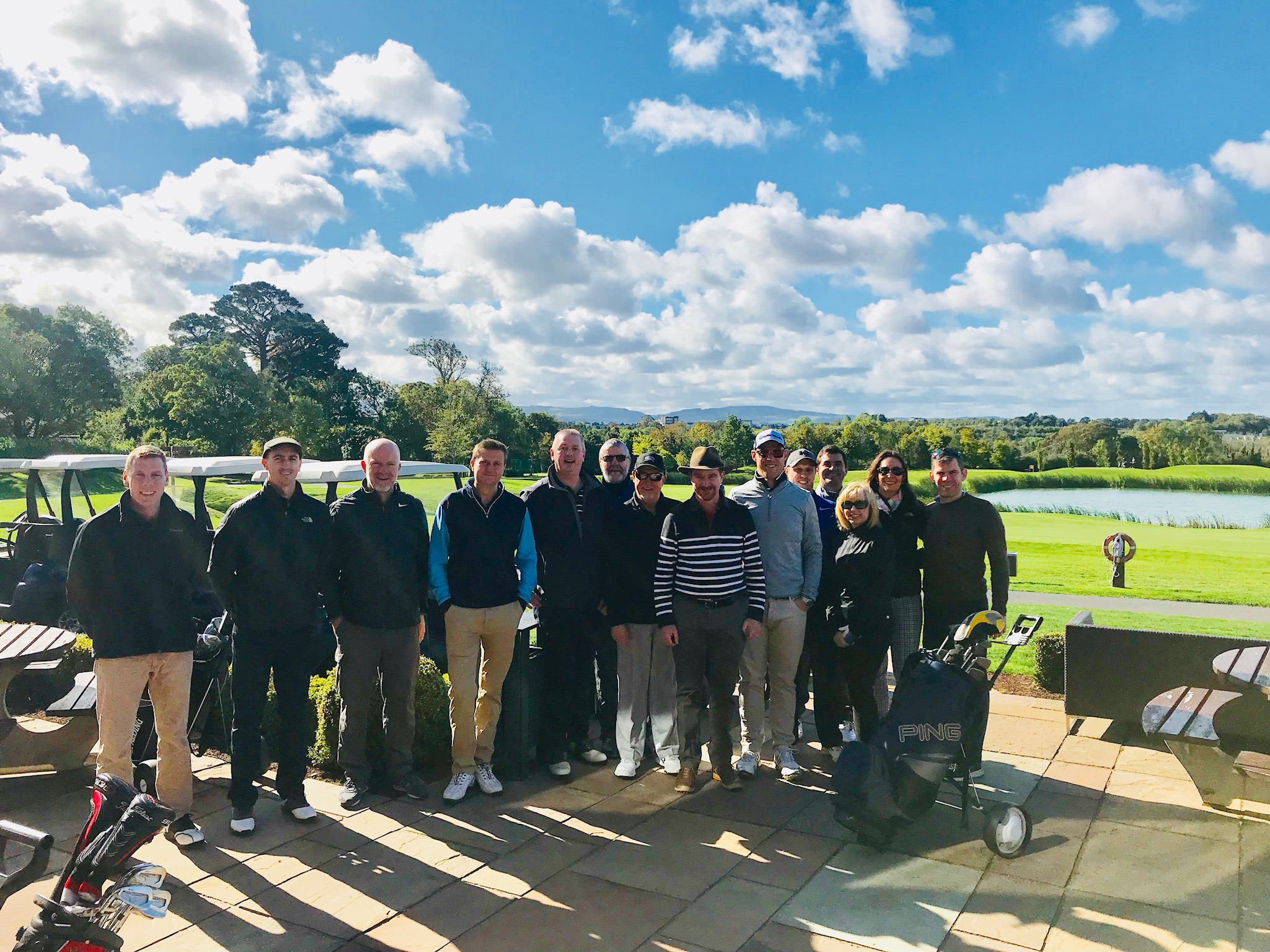 IAA Golf Day 2018