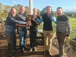 IAA Golf Day, Winning Team