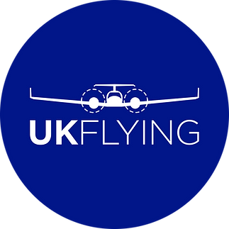 BLUE-CIRCLE-LOGO-FINAL-UK-FLYING-Brandin