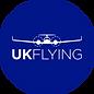BLUE-CIRCLE-LOGO-FINAL-UK-FLYING-Brandin