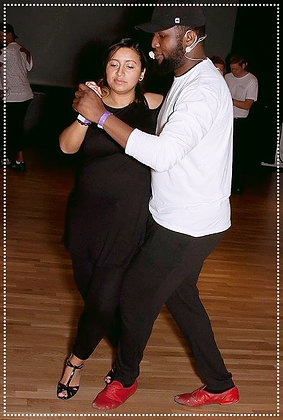 Kizomba Beginners - FULL Package - (Level A/B/C)