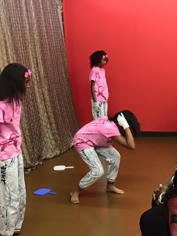 CIA Dancers