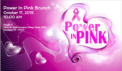 Power in Pink Brunch Event