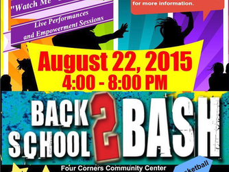 2015 Back to School Bash