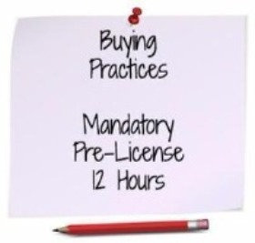 Buying Practices: November 16th 8A-5P & November 17th 8A-12P