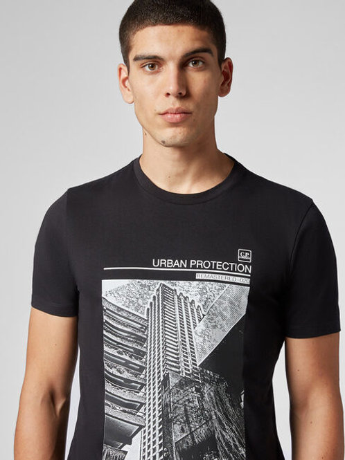 "T-shirt ""Urban Protection"" C.P. COMPANY"