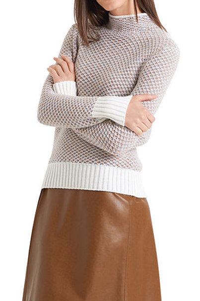 Wełniany sweter Marc Cain
