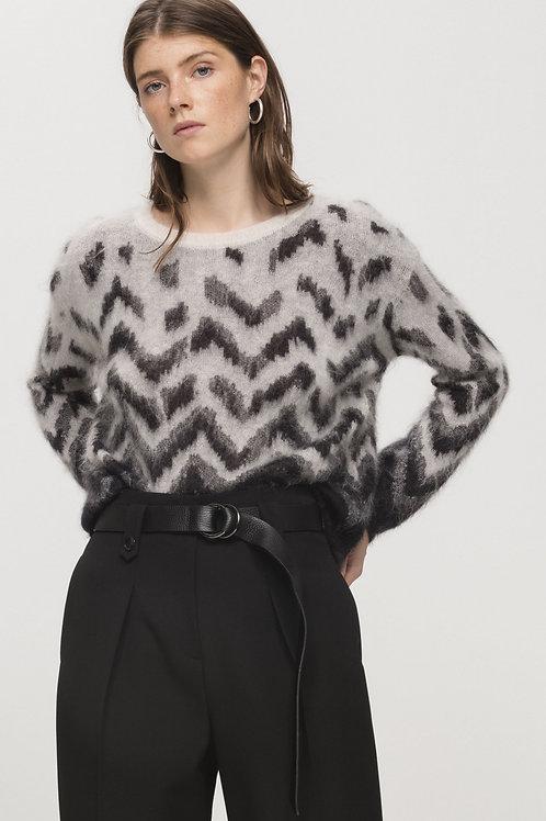 Sweter z moheru Luisa Cerano