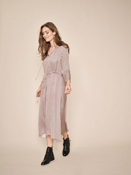 Sukienka midi w stylu retro MOS MOSH