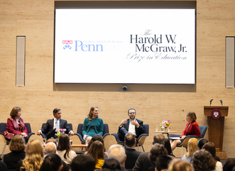 The McGraw Prize partners with PennGSE to celebrate education changemakers