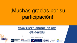 We proudly welcome our newest Sapience Leadership Partner, RILE (Red Interamericana de Liderazgo Edu