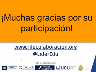 We proudly welcome our newest Sapience Leadership Partner, RILE (Red Interamericana de Liderazgo Edu