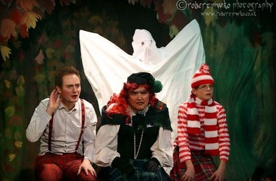 King Duncan And The Loch Ness Panto