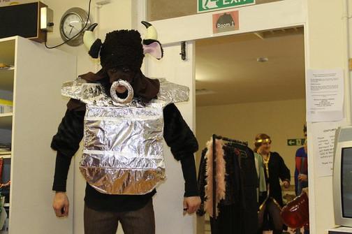 Pantolympics 2012 - A Herculean Pantomime (Backstage Gallery)