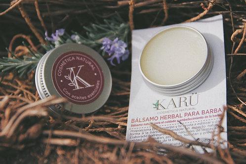 Le baume pour la barbe | Karü