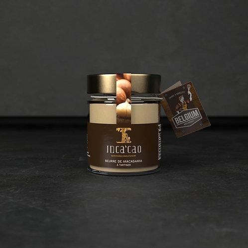 Beurre de Macadamia | Inca'cao