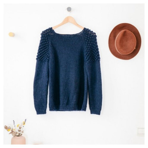 Patron : Le pull Charlie   Mamy Factory
