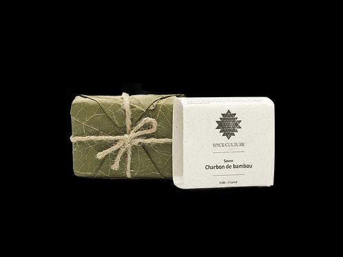 Savon Charbon de Bambou | Spice Culture