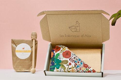 Kit Bee-Wrap | La Fabrique d'Alix