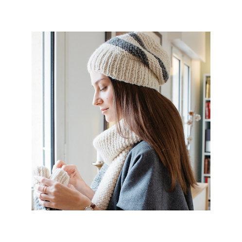 Patron : Le bonnet Roméo   Mamy Factory
