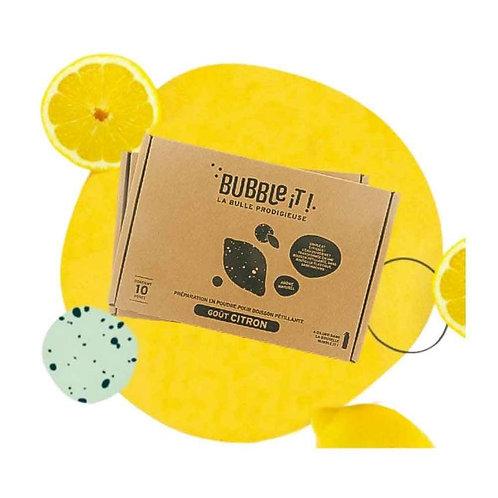BUBBLE IT ! - Citron