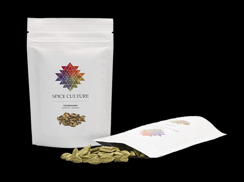 Cardamome verte   Spice Culture
