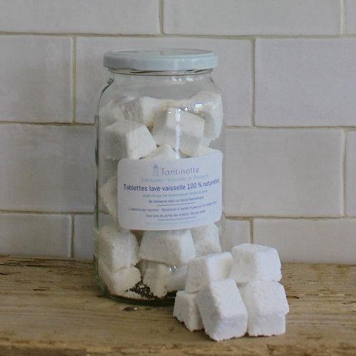 Bocal de 30 tablettes lave-vaiselle | Tantinotte