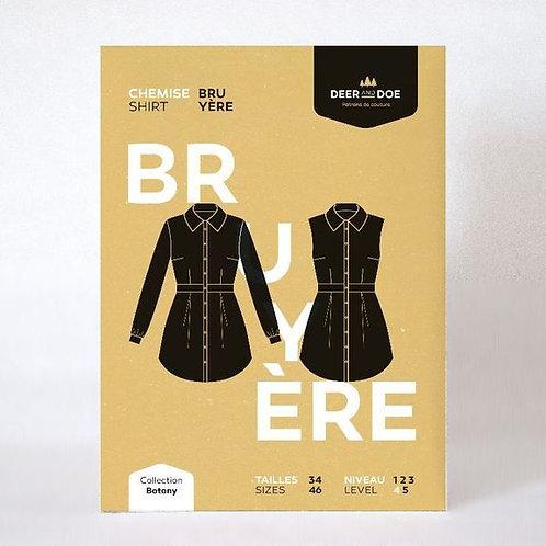 Patron : La robe Bruyère | Deer&Doe