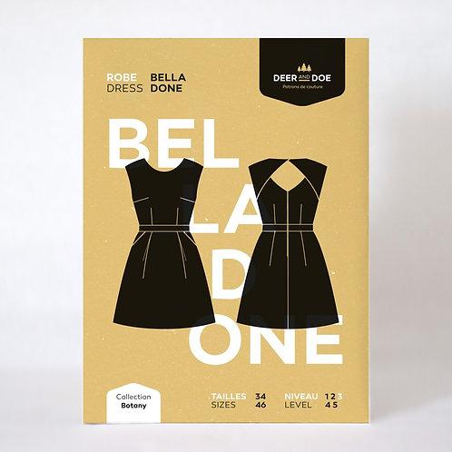 Patron : La robe Balladone   Deer&Doe