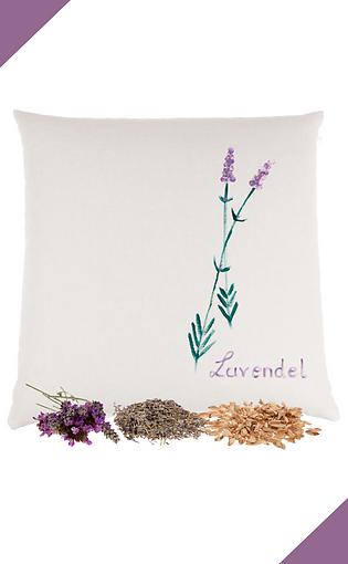 LAVENDEL-Kissen (beruhigend)