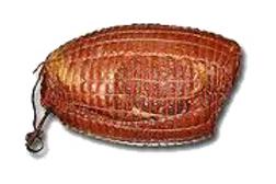 Nuss-Schinken bio (heißgeräuchert)