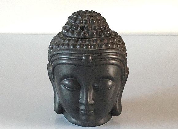 Waxmeltbrander Buddha zwart