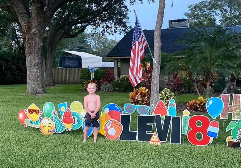Happy Birthday Levi