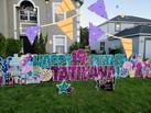 Birthday for Tatiyana