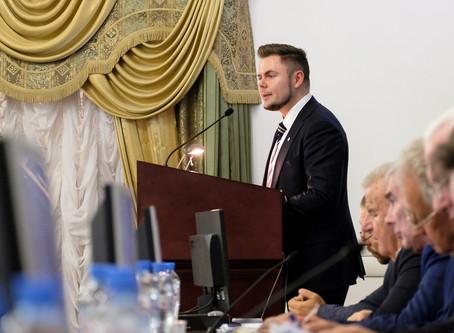 «Евразийское Партнёрство» на международной конференции МГЛУ