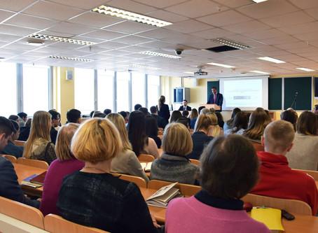 Республика Беларусь в Евразийском экономическом союзе – Лекция ЕАБР в Минске