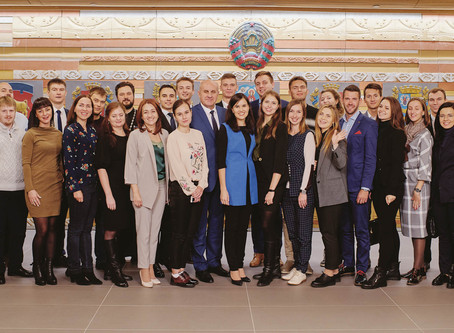 «Евразийское Партнёрство» на Молодежном Форуме Союзного государства