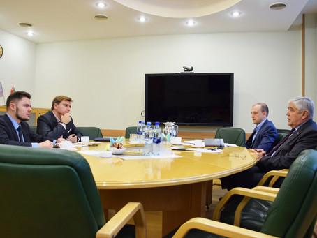 Алексей Тома и Юрий Кофнер посетили белорусские предприятия